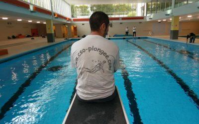Baptêmes plongée
