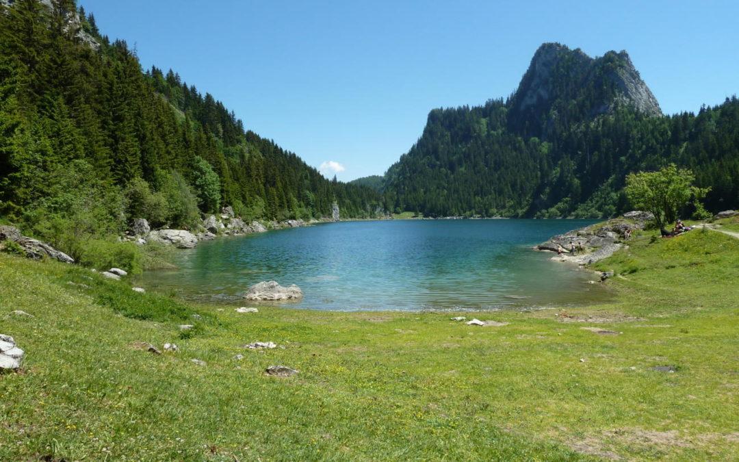 Notre prochaine sortie : Week-end au lac Taney (VS)