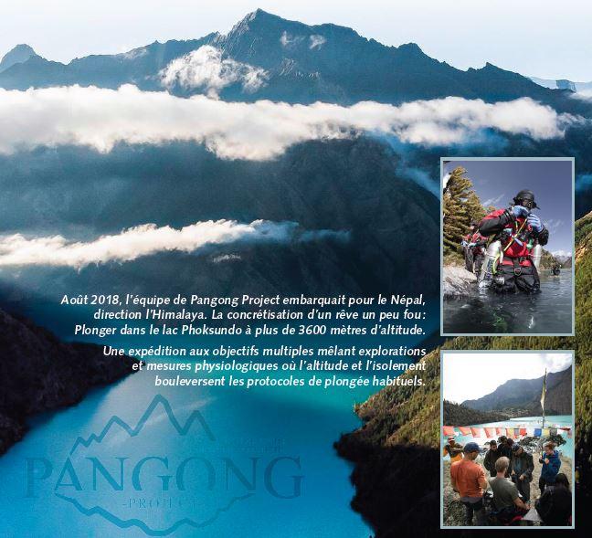 Pangong Project ! La plongée sur le toit du monde …