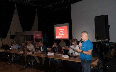 Assemblée des délégués de la FSSS 2019 – Delémont