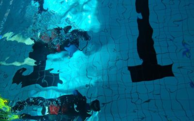 Baptêmes de plongée : une très belle journée !