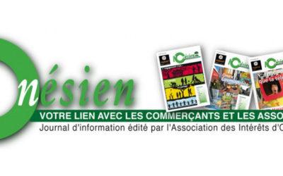 L'Onésien : un article sur notre club